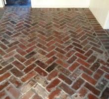 Brick Flooring Ia Brick
